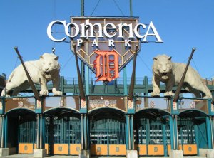 Comerica Park: Home of the Detroit Tigers