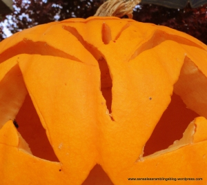 Autumn is: the Jack 'O Lantern and the joy of Halloween