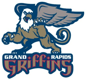 Grand Rapids Griffins: primary affiliate of the Detroit Red Wings