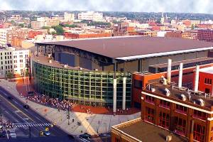 Van Andel Arena, Grand Rapids, Michigan: Home of the Grand Rapids Griffins