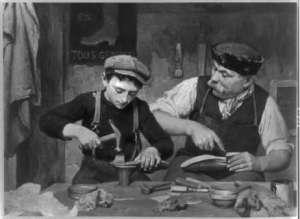 cobbler apprentice
